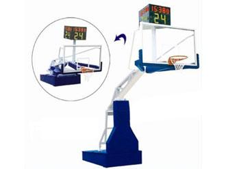 电动液压移动篮球架