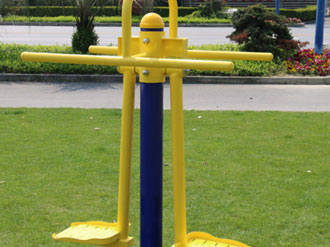 双人浪板-室外健身路径器材