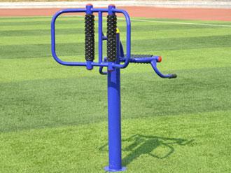 腰背按摩器-室外健身路径器材