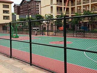 篮球场防护隔离围网