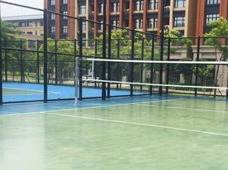 排球场隔离围网